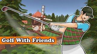 Golf with you Friends | y la caca de perro es para? | Los Humildes | Parte 2/2