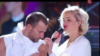 Полина Гагарина - Нет & Спектакль окончен (Live @ Алые Паруса 2014)