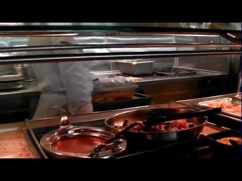 Celebrity infinity buffet restaurant