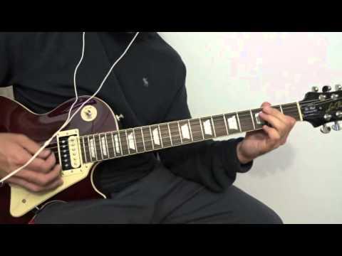 Supergrass - Richard III (Guitar Cover)