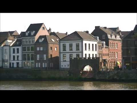 Maastricht Netherlands - Video of the city centre