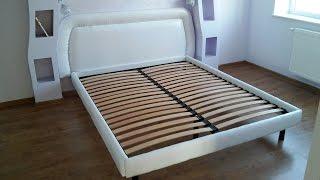 як зробити підвісну ліжко своїми руками