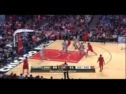 Nate Robinson Bulls mix - Hero, 2012-2013 [BB]