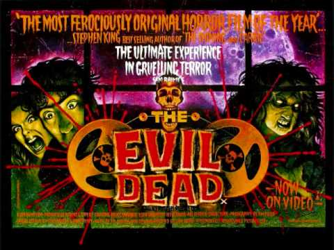 Jazz Traditional - Charleston (end credits jazz song from The Evil Dead!)