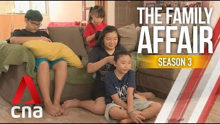 CNA | The Family Affair S3 | E01: Growing Up, Growing Apart