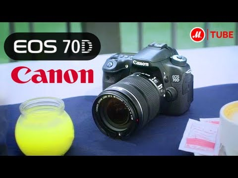 Фотоаппарат зеркальный Canon EOS 70D Kit 18-55 IS STM Black