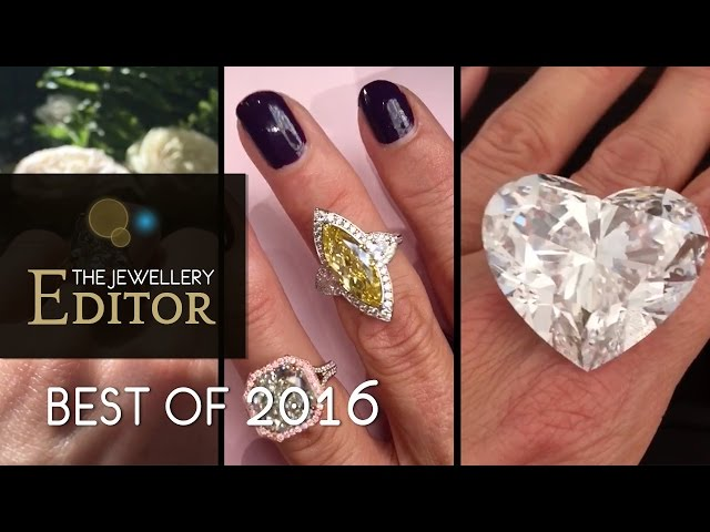 The most amazing jewels of 2016