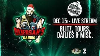Dec 15th Live Stream - Blitz, Tours, Dailies & Misc. ! 😍 / WWE Champions