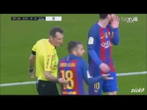 No penalty for Barcelona against Real Madrid thumbnail