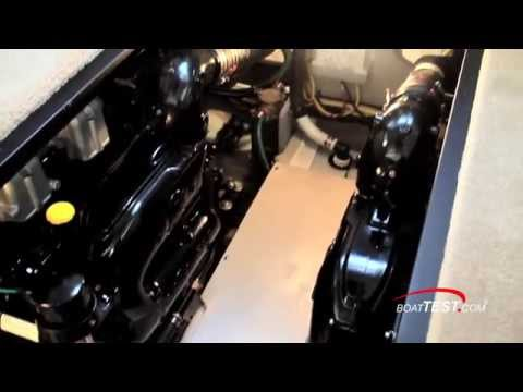 Meridian Yachts 341 Sedan - Engine and Operations 2013- By BoatTest.com