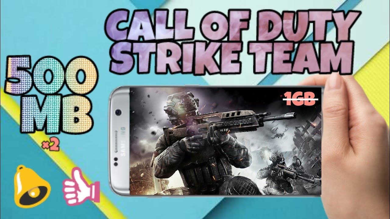 Call of duty strike team free apk