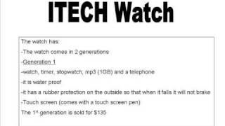 Info Tech Movie