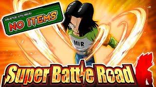 Encore un ! Battle Road no items en team Super END ! Dragon Ball Z Dokkan Battle