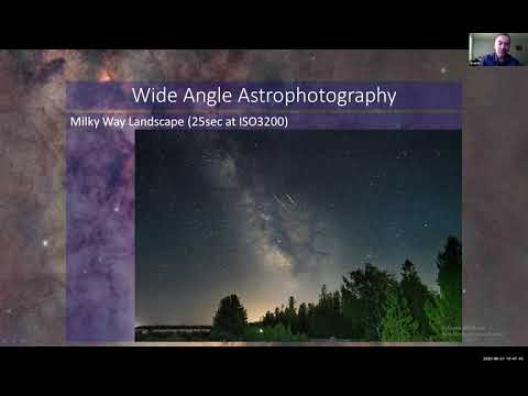 Astrophotography - Awni Hafedh - University Lowbrow Astronomers - 2020aug21