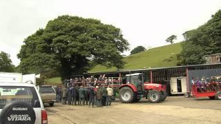 Gwyl Ddefaid NSA Rhan 1 - NSA Welsh Sheep Event Part 1