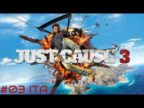 JUST CAUSE 3 - Episodio 3 - UNISCI I PUNTINI - PS4 GAMEPLAY ITA