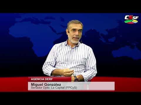Miguel González: El Estado Municipal no está presente en territorio