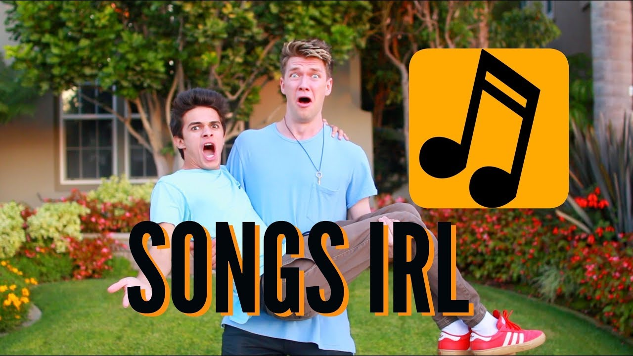 Songs In Real Life 2 W Collins Key Brent Rivera Youtube
