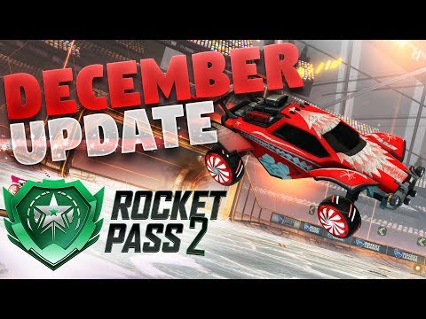 New December Update On Rocket League (Everything You Need To Know) thumbnail