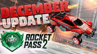 New December Update On Rocket League (Everything You Need To Know)