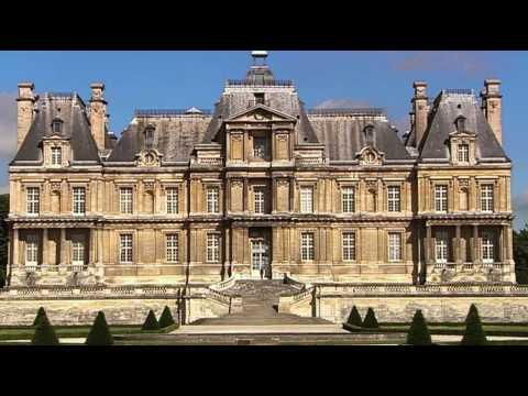 Architectures Le Château de Maisons Mansart