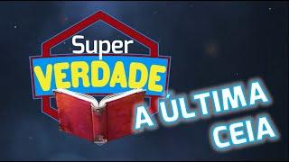 Superbook| Super Verdade| A Última Ceia screenshot 5