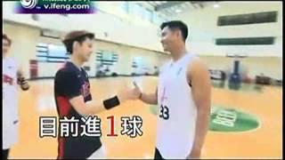 陳建州帶jpm打籃球
