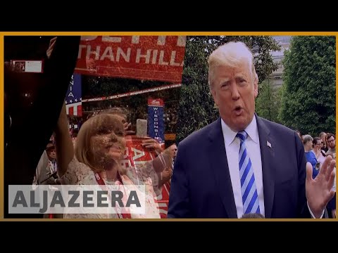 🇺🇸 Trump denies report that said he asked Cohen to lie to Congress | Al Jazeera English