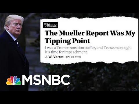 Dems Hit Trump For 'Massive, Unprecedented' Criminal Obstruction | The Beat With Ari Melber | MSNBC