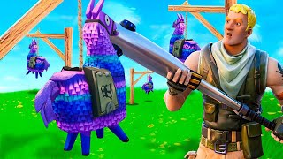 NO ROMPAS LA PIÑATA INCORRECTA EN FORTNITE !! - ElChurches