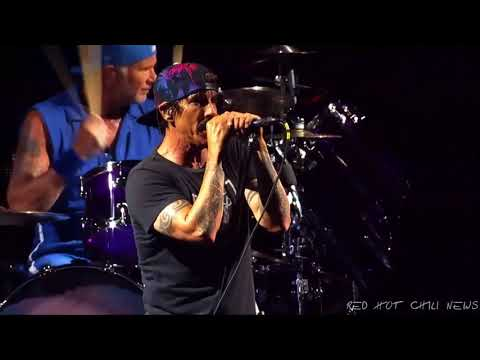 Red Hot Chili Peppers - Tell Me Baby - 15.09.2017 - KAABOO, San Diego