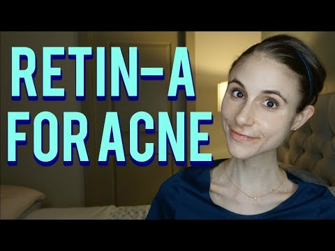 RETIN-A FOR ACNE|Dr