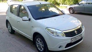 Подержанные Aвто | Renault Sandero | 2011