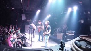 The Ignition SIN CITY LIVE @ MAO LIVE HOUSE BEIJING 2014 - Actioncam