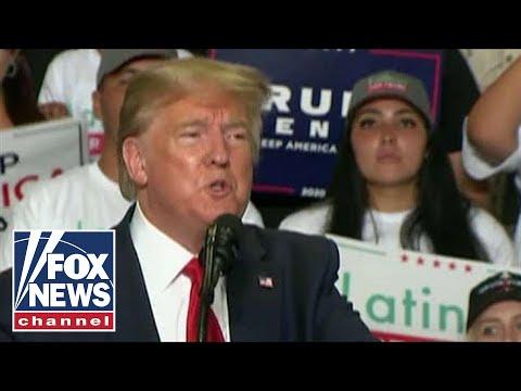 Trump unleashes on