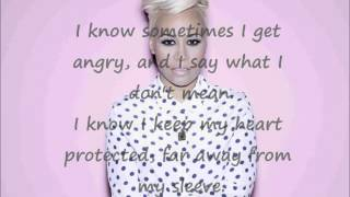 emeli sandé my kind of love lyric video