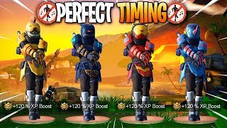 TOP 100 PERFECT TIMING DANCE COMPILATION IN FORTNITE