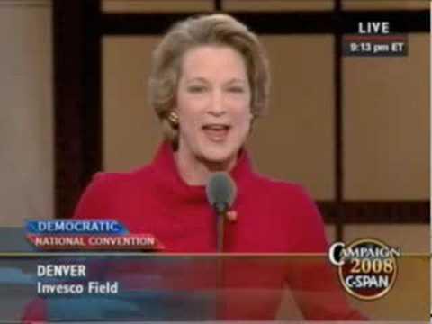 DNC-Susan Eisenhower's Speech