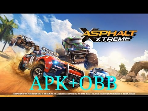 Asphalt xtreme mod apk and obb file | OFFICIAL Asphalt