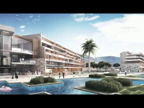 Capital Estate 5* Resort in Bečići, Montenegro