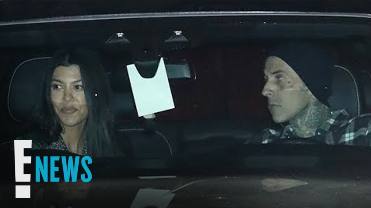 Kourtney Kardashian and Travis Barker hit with wedding rumors ...