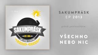 Sakumprásk - Všechno nebo nic (EP 2013)