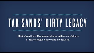The Dirty Legacy of Canada