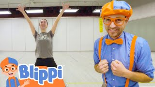 Move and Dance With Blippi - Learn To Dance | Educational Videos For Kids
