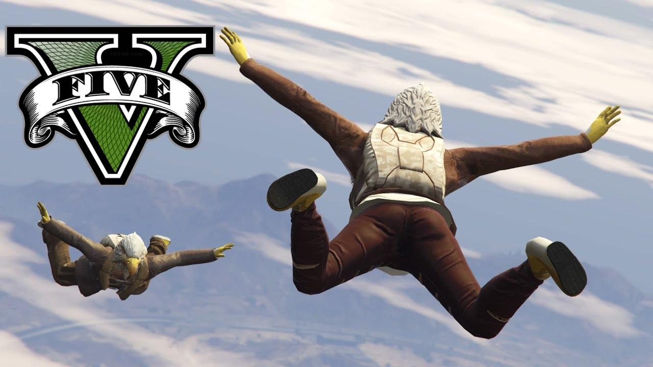 GTA 5 Fails Wins & Funny Moments: #84 (Grand Theft Auto V Compilation) | ALKONAFT007