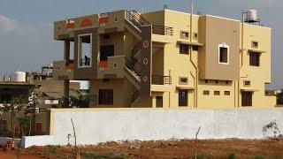 40 × 60 house Front elevation design