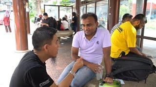 """""""Kenapa Bro Peluk Islam?"""" Tanya Lelaki India Jujur kepada Firdaus Wong"""