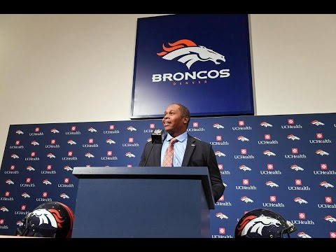 Denver Broncos News - Broncos Hire Vance Joseph as Head Coach