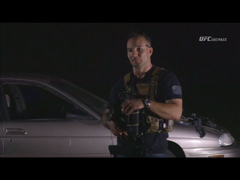 Vigilance Elite's former Navy SEAL Shawn Ryan goes on UFC Fight Pass