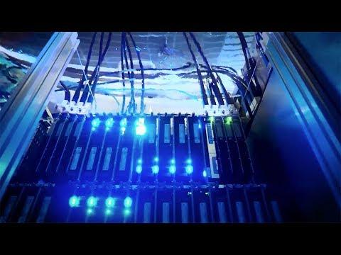 Gyoukou Supercomputer leveraging 48V Factorized Power